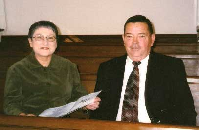 Dwayne and Martha Couchman