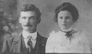John and Ellen Carter Hamm